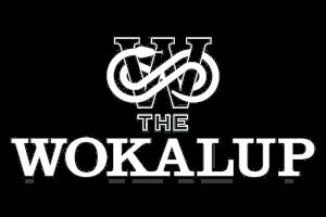 Wokalup Tavern Logo White